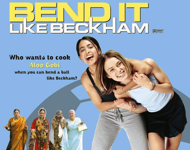 Image result for Bend It Like Beckham